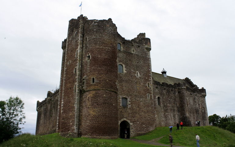 Doune Castle - Edinburgh