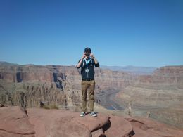 Photo of Las Vegas Deluxe Grand Canyon West Rim Airplane Tour with Optional Helicopter Tour DSC_0075