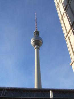Photo of Berlin Berlin Supersaver: Hop-on Hop-off City Tour and Skip the Line Entry to TV Tower DSCF2693