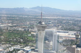 Photo of Las Vegas Grand Canyon All American Helicopter Tour Flying back over the strip