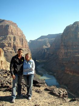 Photo of Las Vegas Grand Canyon North Rim Bar 10 Deluxe Air and Ground Tour Grand Canyon North Rim