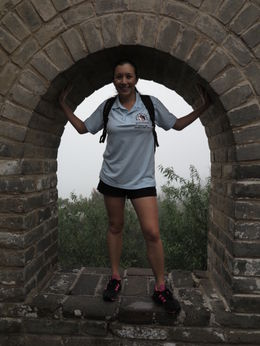 Photo of Beijing Great Wall of China at Badaling and Ming Tombs Day Tour from Beijing Great Wall