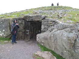 Quite a climb to get up to the tombs, but unbelievable. 3,000 years old. , k.dossin - May 2014