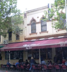 Photo of Melbourne Melbourne City Sights Morning Tour with Optional Yarra Cruise Lygon Street Restaurant