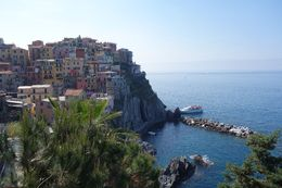 Photo of Florence Cinque Terre Hiking Day Trip from Florence one of the towns along the way