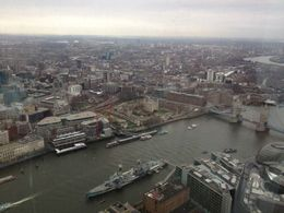 Photo of London The Shard London: The View from The Shard photo1.JPG