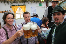 Photo of Munich Munich Oktoberfest Tickets and Tour prost!