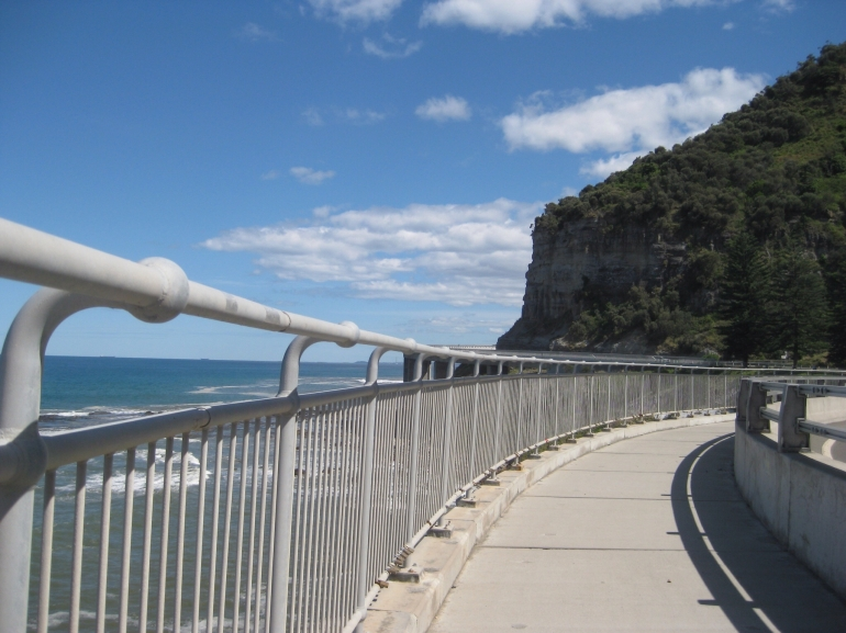 Sea Cliff Bridge - Sydney