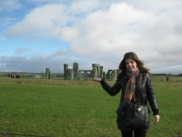Holding Stonehenge in my hand! , TRTHEANO - January 2011