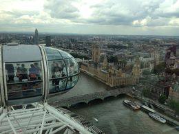 Photo of London London Eye: Skip the Line Tickets View from the top!