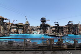Photo of Los Angeles Skip the Line: Front of Line Pass at Universal Studios Hollywood Waterworld Set