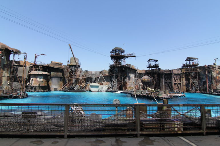 Waterworld Set - Los Angeles