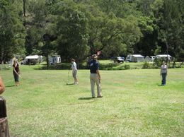 Photo of Gold Coast Gold Coast Lamington National Park and Tamborine Mountain 4WD  Eco Tour Whip cracking lessons