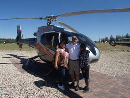 Photo of Las Vegas Deluxe Grand Canyon South Rim Airplane Tour With our friendly pilot