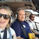 user-submitted helicopter tour photo