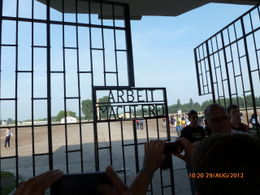Photo of Berlin Sachsenhausen Concentration Camp Memorial Walking Tour 191