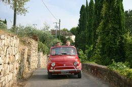 Photo of Florence Self-Drive Vintage Fiat 500 Tour from Florence: Tuscan Villa and Picnic Lunch 4853243315_3660ee5a4d_o.jpg