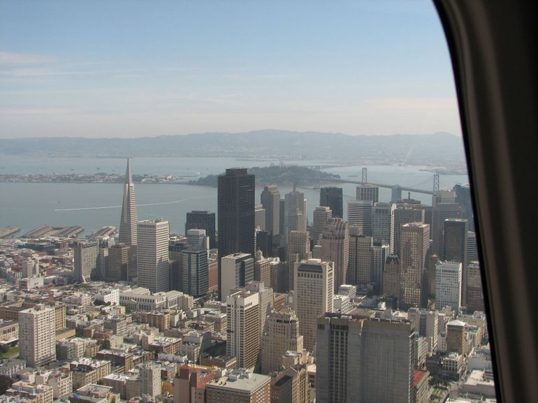 Another view of San Francisco Financial District - San Francisco