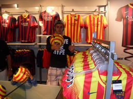 Photo of Barcelona FC Barcelona Football Stadium Tour and Museum Tickets Barcelona Stadium shop
