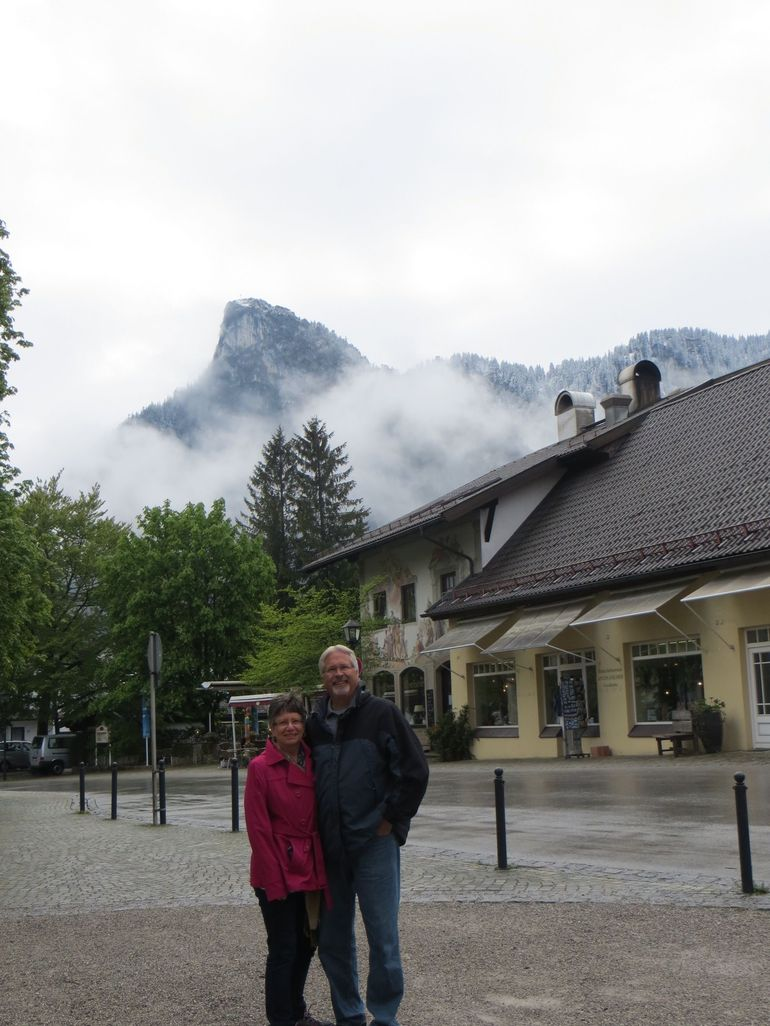 Barry and Joyce in Bavaria - Munich