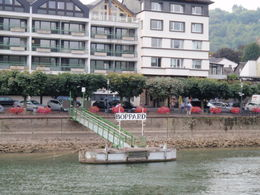 Photo of Rhine River KD Rhine Pass from Koblenz Boppard on the Rhine