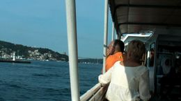 Bosphorus Cruise, Hana - October 2011