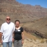 Photo of Las Vegas Grand Canyon All American Helicopter Tour CHristine and Ian walking in the Gran Canyon