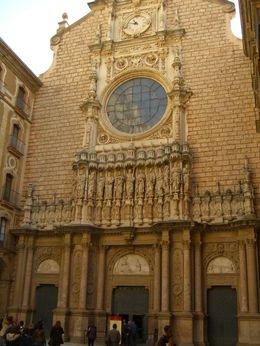 Photo of Barcelona Montserrat and Cava Trail Small Group Day Trip from Barcelona Day6_At Montserrat17