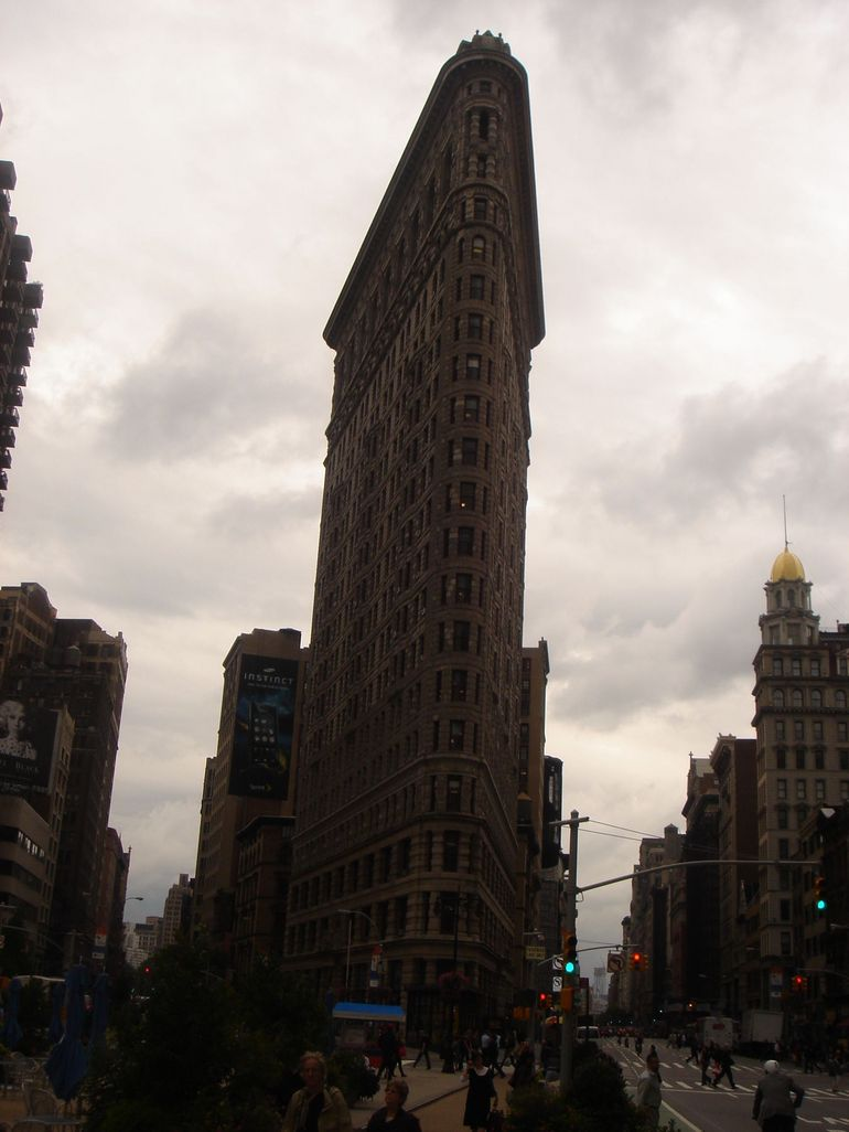 Flat Iron - New York City