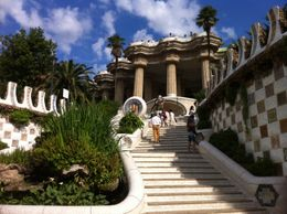 Photo of   Guell Park (Parc Guell)