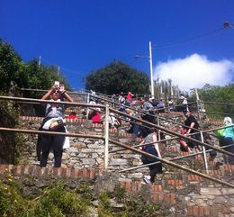 Photo of Florence Cinque Terre Hiking Day Trip from Florence Hiking