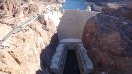 Photo of Las Vegas Ultimate Hoover Dam Tour Hoover Dam from the Memorial Bypass Bridge