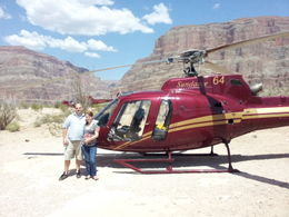 Photo of Las Vegas Grand Canyon All American Helicopter Tour IMG_1106.JPG