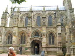 Rosslyn Chapel , Dianne S - September 2012
