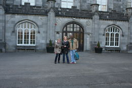 Kilkenny Castle, Bernadette C - April 2015