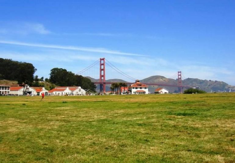 marina green.JPG - San Francisco