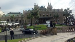 Photo of Nice Private Day Trip: The French Riviera from Nice by Minivan Monte Carlo Casino