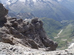From the top of mount TItlis , kingsouza - July 2011