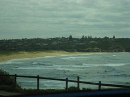 Definitely great spot for surfing! - March 2010