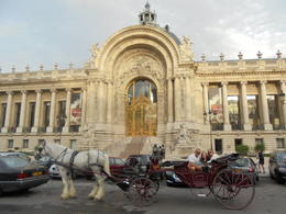 Photo of Paris Romantic Horse and Carriage Ride through Paris Our Carriage Ride