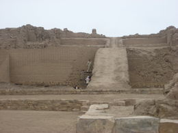View of Pachacamac., Bandit - June 2012