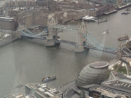 Photo of London The Shard London: The View from The Shard photo3.JPG