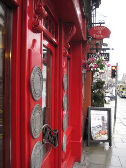 Definitely add Queen of Tarts to your restaurant/food list whilst visiting Dublin. , Nikki H - July 2012
