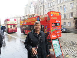 Photo of Edinburgh Edinburgh City Hop-on Hop-off Tour Rainy Scotland Wonder!