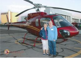 Photo of Las Vegas Ultimate Grand Canyon 4-in-1 Helicopter Tour Ready for Take-Off