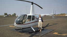 helicopter and me ))) , Cherny_1612 - December 2011