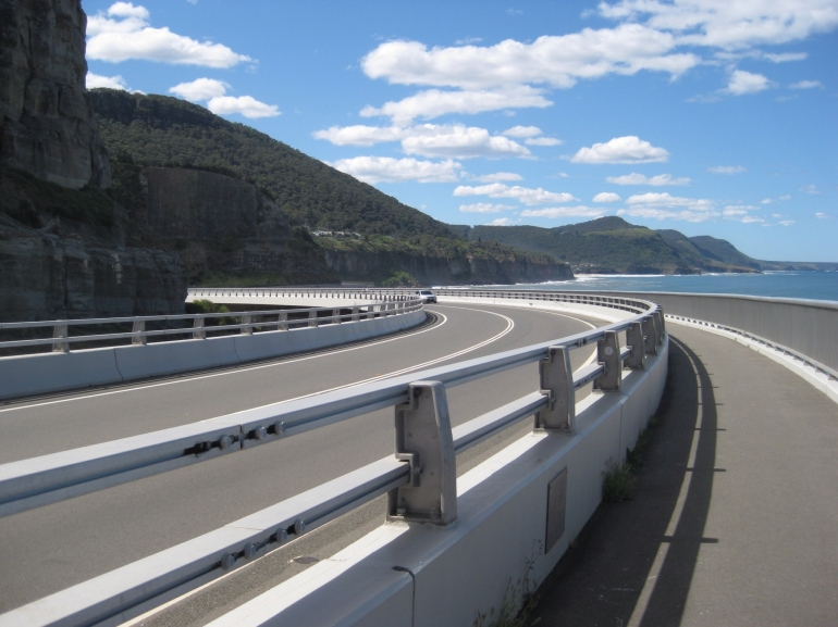 SeaCliff Bridge -