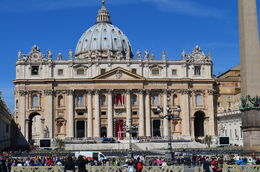 Photo of Rome Rome Angels and Demons Half-Day Tour St. Peters Plass