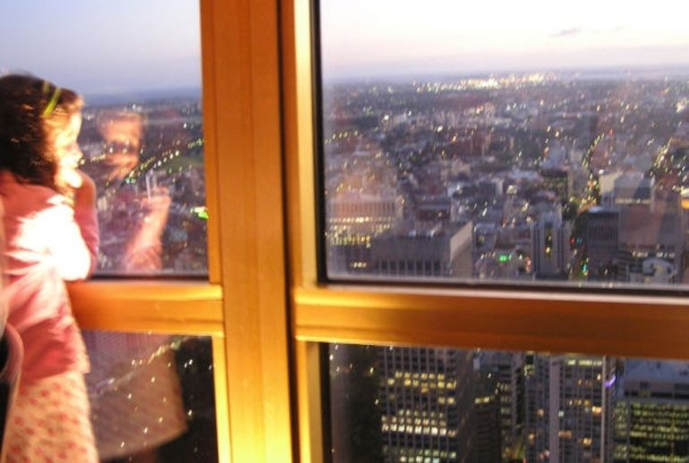 Sydney Tower 360 Bar - Restaurant - Sydney