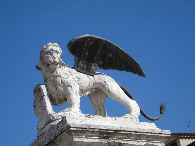 the Winged Lion - Venice